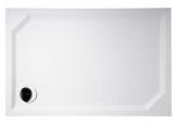 Gelco SARA obdĺžniková sprchová vanička 120 cm profilované dno