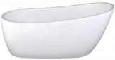 Santech AXEL voľne stojaca vaňa 175 x 78 cm biela SAAXE175B