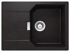 Schock MANHATTAN D-100 S granitový drez 69x51 cm Nero