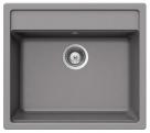 Schock NEMO N-100 granitový drez 57x51 cm Beton