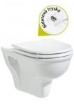 Creavit SELIN závesné WC+Bidet 2v1