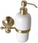 ASTOR retro dávkovač mydla bronz