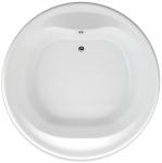 Teiko BORNEO-O okrúhla vaňa 160 cm
