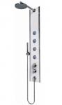 Teiko BOSS ECO P2 hydromasážny sprchový panel rohový