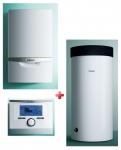 Vaillant ecoTEC exclusive VU 246/5-7 / 276/5-7 + zásobník VIH R 120/150 A+ + termostat