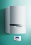 Vaillant ecoTEC plus VUI 246/5-5 so vstavaným zásobníkom + termostat