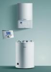 Vaillant ECOTEC pro VU246/5-3 A + zásobník 120/150 l + termostat