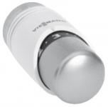 Viessmann termostatická hlavica TRV 4 biela/chróm