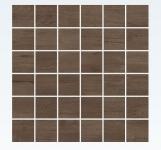 Villeroy & Boch BOISÉE mozaiková dlažba 30 x 30 cm matná hnedá - walnut