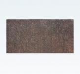 Villeroy & Boch STATEROOM bordúra 20 x 40 matná/lesklá bronzová