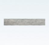 Villeroy & Boch TOWNHOUSE bordúra 10 x 60 cm matná šedá