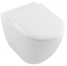 Villeroy & Boch SET SUBWAY 2.0 misa WC závesná DirectFlush + sedátko SLIM SoftClose