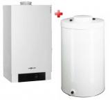 Viessmann VITODENS 200-W kondenzačný plynový kotol + zásobník 120l
