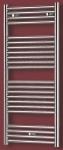 Zehnder KLARO kúpeľňový radiátor 50 cm chróm