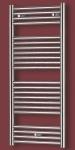 Zehnder KLARO kúpeľňový radiátor 60 cm chróm